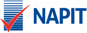 Registered with NAPIT as a qualified and approved electrician