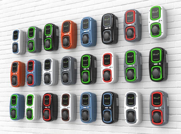 Rolec charger colour options