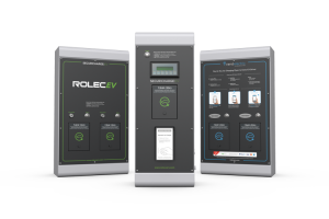 Rolec SecuriCharge:EV for workplace charger installation